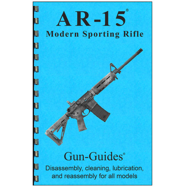 Firearm Disassembly Manuals