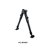 UTG Shooter's Sniper Bipod, Steel Feet, Height 8.2-10.3 Inch