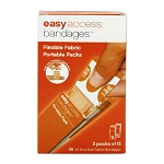 Adventure Medical Easy Access Bandages Fabric 1x3 Inch Strip