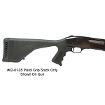 Choate Mossberg 500, 590, 600, 835 and Maverick 88 12ga Mark 5 Pistol Grip Stock