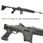 Choate Mini-14 Side Folding Stock