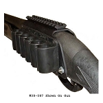 PRI Remington 870 Shotgun Scope Mount With Shell Holder
