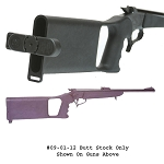 Choate TC Contender Survival Stock - Butt Stock Only