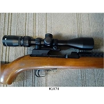 S&K M1 Carbine Scope Mount-Accepts Weaver Rings- Rings NOT Included