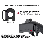 GG&G Remington 870 / 1100 / 1187 Rear Sling Adaptor
