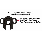 GG&G Mossberg 500 590 & Maverick 88 Ambi Looped Rear Sling Attachment