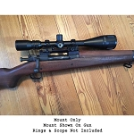 S&K 1903 A3 Springfield Scope Mount -Accepts Weaver Rings- Rings NOT Included