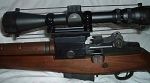 S&K M1A and M14 Scope Mount w/S&K Style 1 Inch Rings