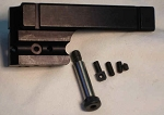 S&K M1 Garand Scope Mount -Accepts Weaver Rings- Rings NOT Included