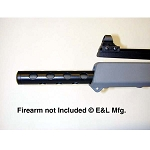 E&L HK SL8-1 Barrel Shroud Ventilated