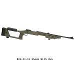 Choate Winchester 70 Long Action Sniper Stock