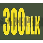 Ammo Can Magnet 300BLK - Yellow Standard .30Cal