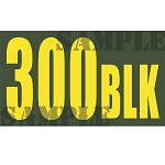 Ammo Can Magnet 300BLK  - Yellow Standard .50Cal