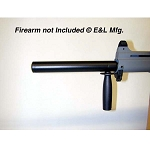 E&L HK USC .45 Barrel Shroud Non Ventilated with Ambidextrous Foregrip