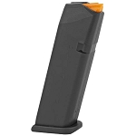 Glock 17 / 34 9MM 17 Round (For Gen 5 and Prior Gen.) OEM Magazine With Orange Follower  - Restricted Item -Check Your Local and State Laws Prior To Ordering