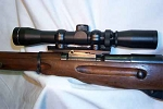 S&K MOSIN NAGANT M44, Chinese M53 Scout Mount (Will work on M38 also) (Weaver Style) -Accepts Weaver Rings- Rings NOT Included