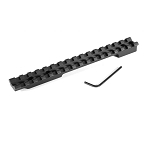 EGW Ruger M-77 Long Action Picatinny Rail Mounts (MUST DRILL & TAP RECEIVER) 0 MOA Ambidextrous