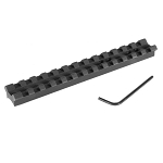 EGW T/C Contender Picatinny Rail Scope Mount 20 MOA Ambidextrous