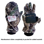 Grabber Hunter's Gloves Realtree All-Purpose w/ Thinsulate X-Large