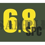 Ammo Can Magnet 6.8SPC - Yellow Standard .30Cal