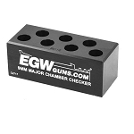 EGW Ammo Chamber Checker 9mm Major 7 Hole