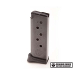 Ruger LCP .380 ACP 6 Round Factory Magazine with Extended Floorplate -Restricted Item -Check Your Local and State Laws Prior To Ordering