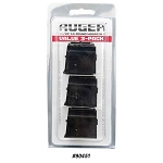 Ruger Factory BX-1 10/22 10 Round Magazine 3-Pack .22 Long Rifle -Restricted Item -Check Your Local and State Laws Prior To Ordering