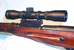 S&K Mosin Nagant 91/30 & 91/59 Scout Mount w/S&K Style 1 Inch Rings