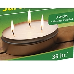 Coghlan's 3 Wick Survival Candle
