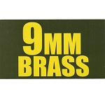 Ammo Can Magnet 9MM BRASS - Yellow Standard .50Cal