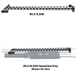 Adv Tech Deluxe Halo Heatshield with Ghost Ring Sights For Remington 870 12 Ga Shotguns