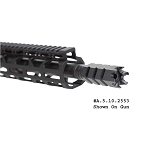 Adv Tech AR-10 .308 Model Steel Shark Muzzle Brake w/Crush Washer