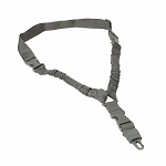 NcStar Deluxe 1P Bungee Sling - Urban Gray
