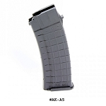 AK-74 .223 (WASR-3)  30 Rd Black Polymer Magazine -Restricted Item -Check Your Local and State Laws Prior To Ordering