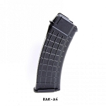 AK-74 5.45x39mm 30 Round Black Polymer Magazine -Restricted Item -Check Your Local and State Laws Prior To Ordering