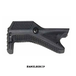 GunTec Angled Polymer Grip For Picatinny Rail - Black