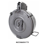 AK-47 75 Round Drum - Korean -Restricted Item -Check Your Local and State Laws Prior To Ordering