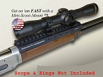 Amega Ranges Mini Scout Mount Model 94 Winchester