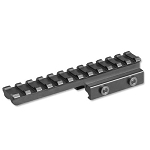 Lion Gears Tactical 0.75 Inch High Cantilever Riser with 12 Slots.