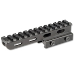 Lion Gears Tactical 1 Inch High Cantilever Riser with 12 Slots