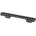 Lion Gears Tactical Picatinny .5 Inch Riser, 7 Inch Long w/17 Slots