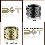 Backup Tactical Thread Protectors M16X1LH Factory Glock, HK, & Sig- Diamonds