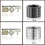 Backup Tactical Thread Protectors 5/8X24 .30cal Rifle - Frag