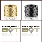Backup Tactical Thread Protectors 0.578X28- Pistol .45ACP US - Honeycomb