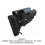Command Arms Collapsible Buttstock With Adjustable Cheekpiece