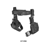 NcStar 3 Piece Drop Leg Gun Holster and Mag Holder