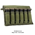 NcStar Pistol Magazines Carrier - Green