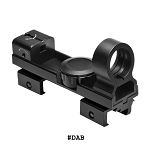 NcStar 1X25 Red & Green Dot Reflex Sight