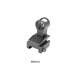 GunTec Folding Front Sight With Locking Mechanism