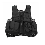Galati Gear Tactical Vest- Black